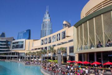 Dubai Mall Reisen