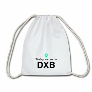 Dubai Tasche theTravellers in 5 Minuten