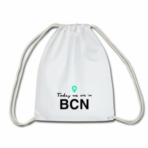 Barcelona Tasche Bag theTravellers in 5 Minuten