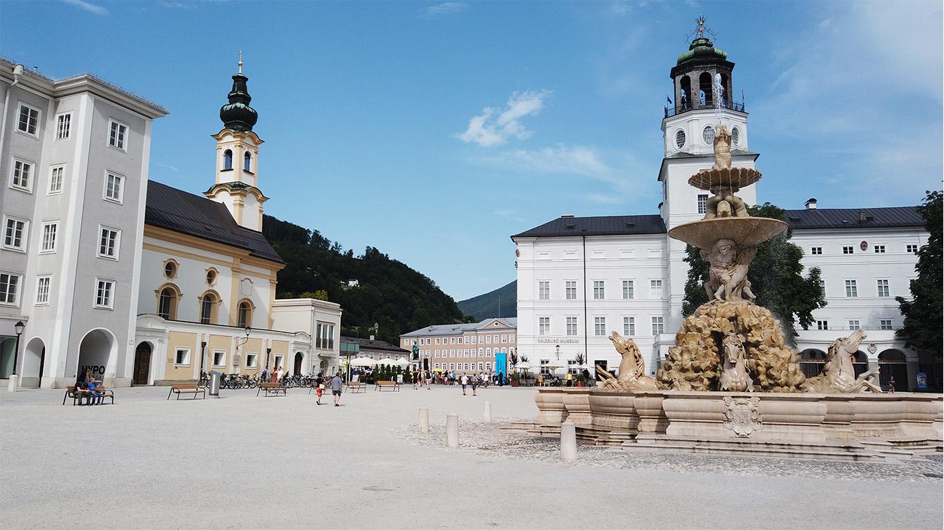 Salzburg Gewinnspiel theTravellers