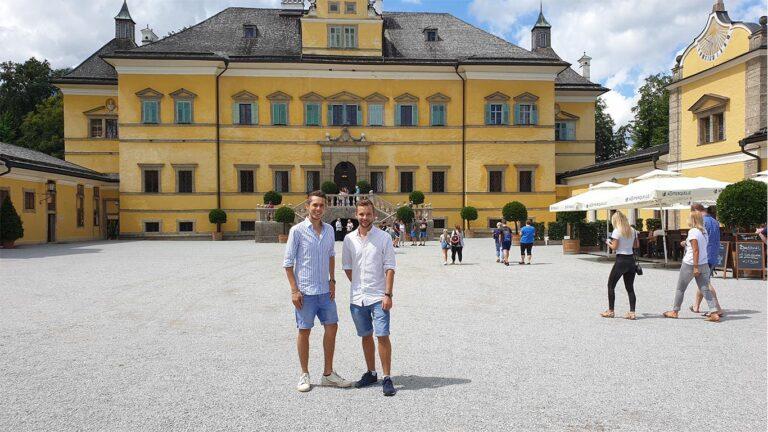 Schloss Hellbrunn theTravellers