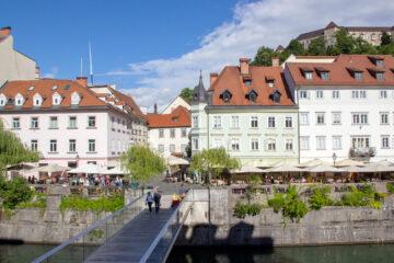 Ljubljana Altstadt