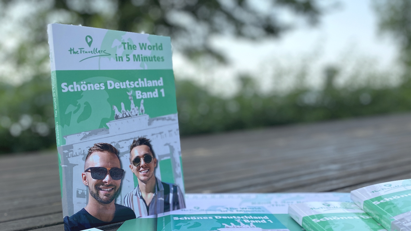 theTravellers Schönes Deutschland Band 1