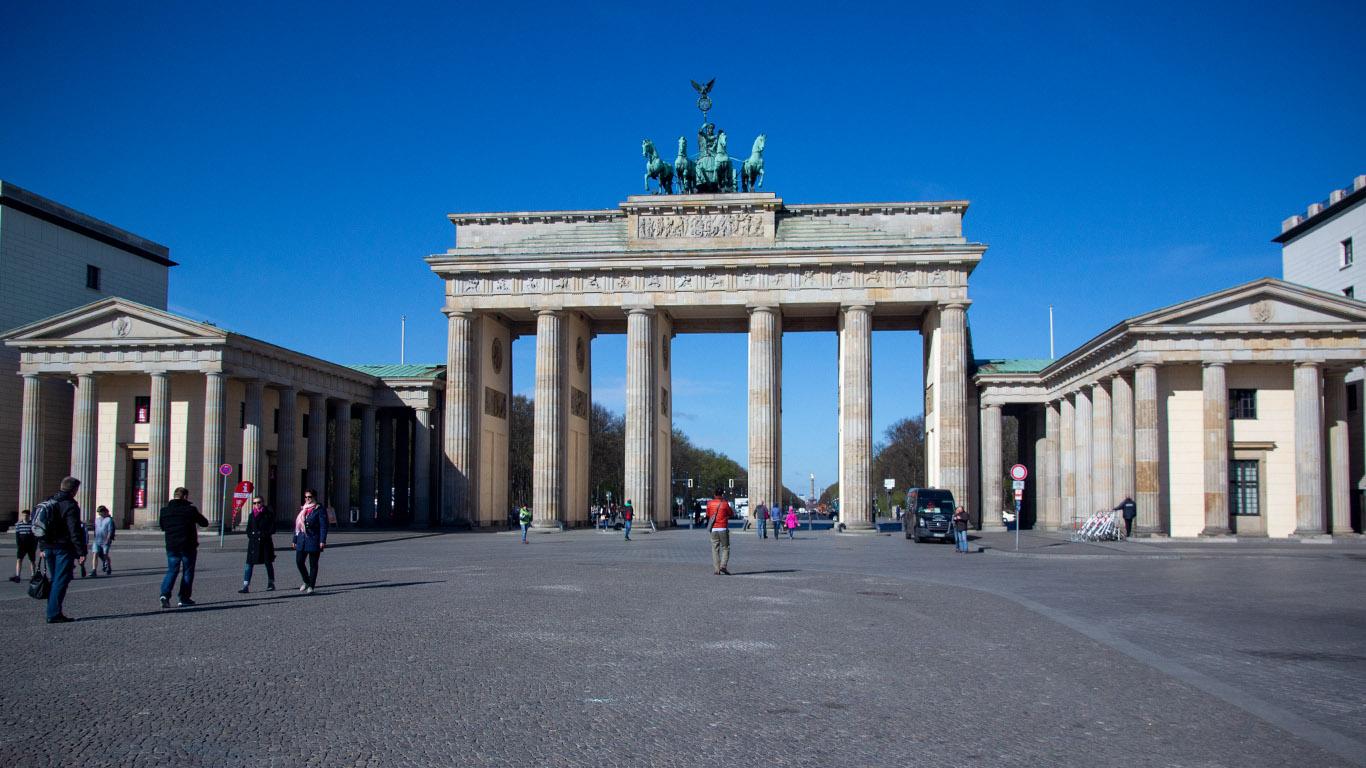 Berlin in 5 Minuten