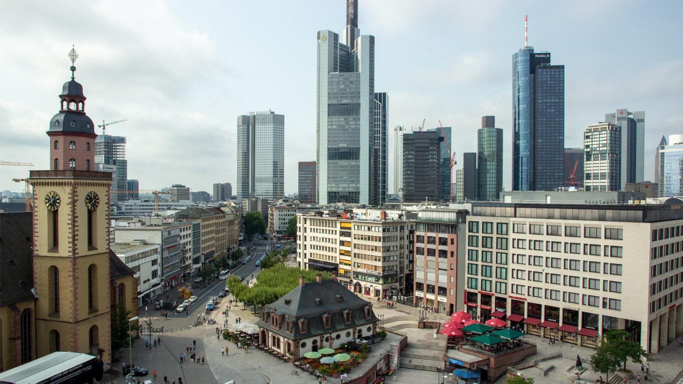 Frankfurt in 5 Minuten