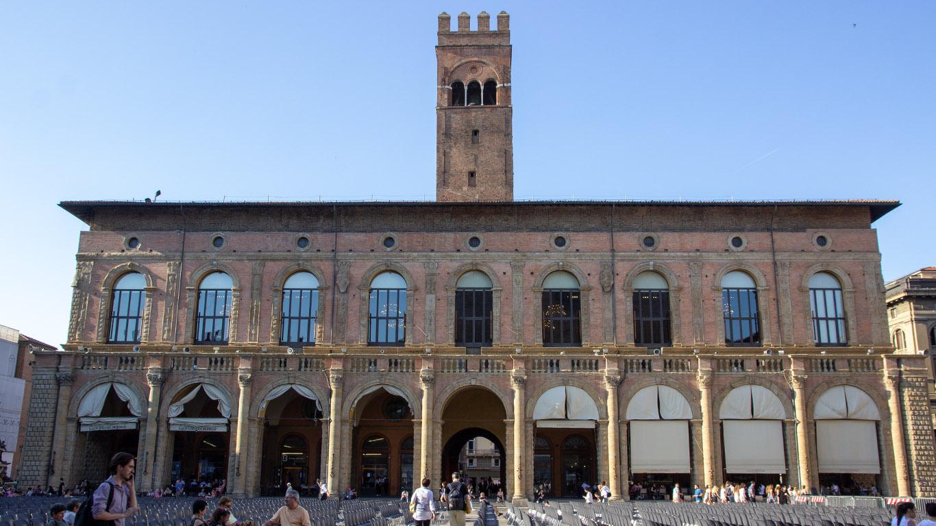 Bologna in 5 Minuten