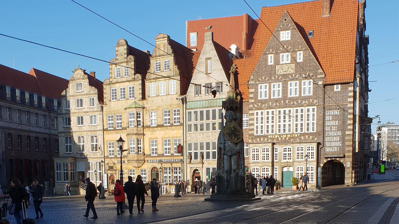 Bremen in 5 Minuten