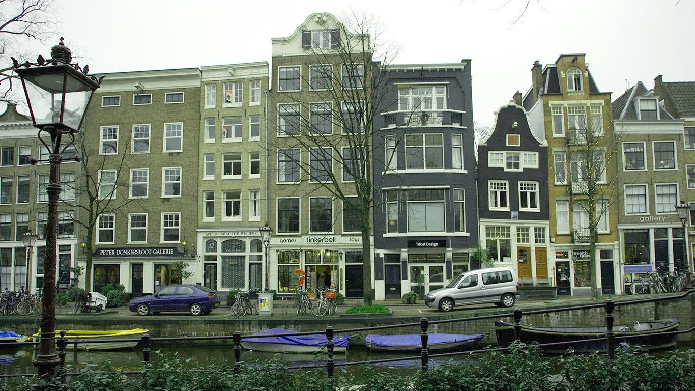 Amsterdam in 5 Minuten theTravellers
